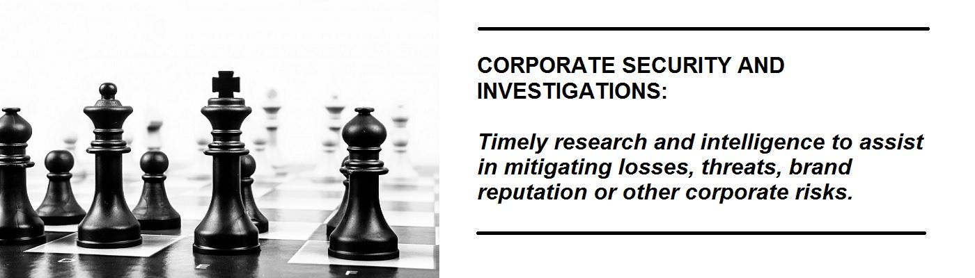 Corporate Security Slide